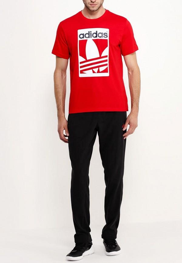 Мужские спортивные брюки Adidas Performance (Адидас Перфоманс) AB7607: изображение 3