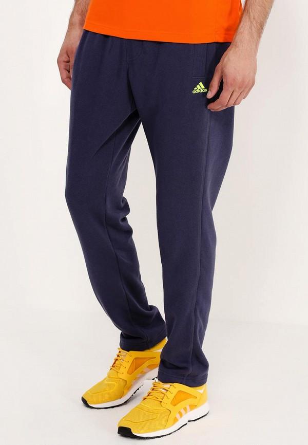 Мужские спортивные брюки Adidas Performance (Адидас Перфоманс) AB7608: изображение 2