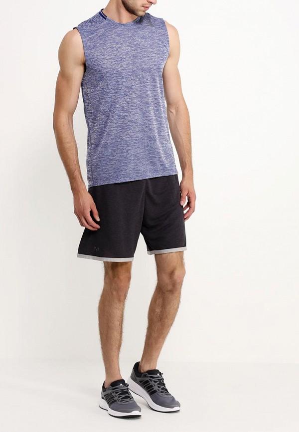 Мужские спортивные шорты Adidas Performance (Адидас Перфоманс) AB8192: изображение 3
