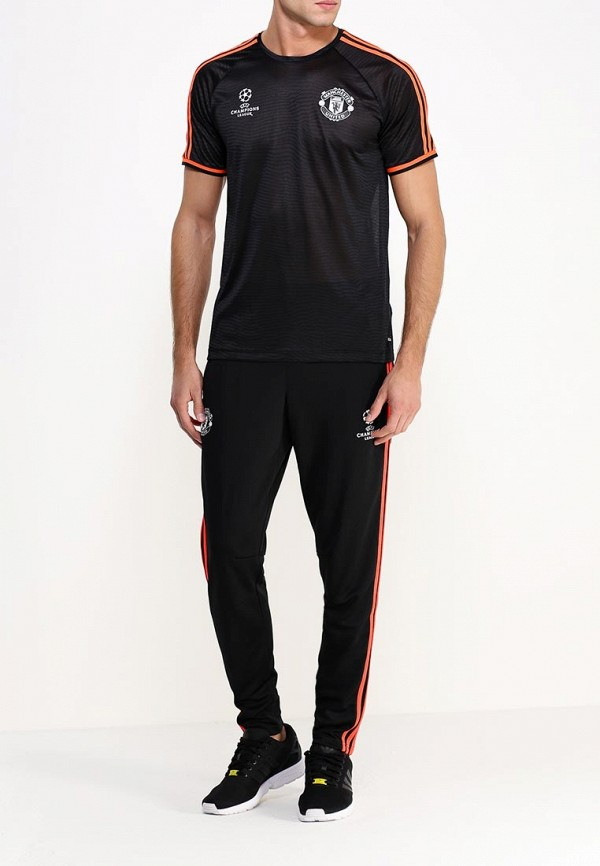 Мужские спортивные брюки Adidas Performance (Адидас Перфоманс) AC1515: изображение 2