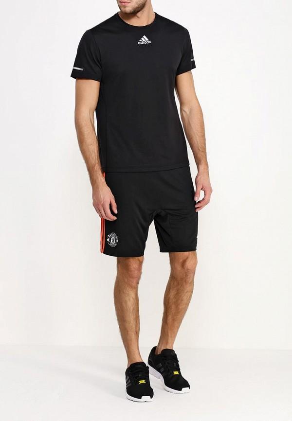 Мужские спортивные шорты Adidas Performance (Адидас Перфоманс) AC1516: изображение 2