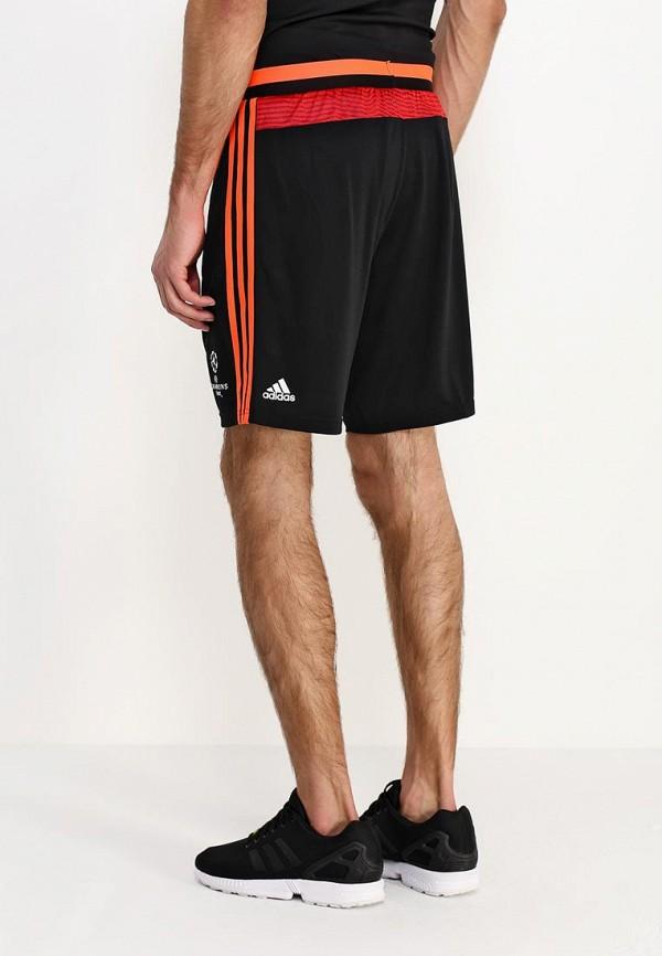 Мужские спортивные шорты Adidas Performance (Адидас Перфоманс) AC1516: изображение 4