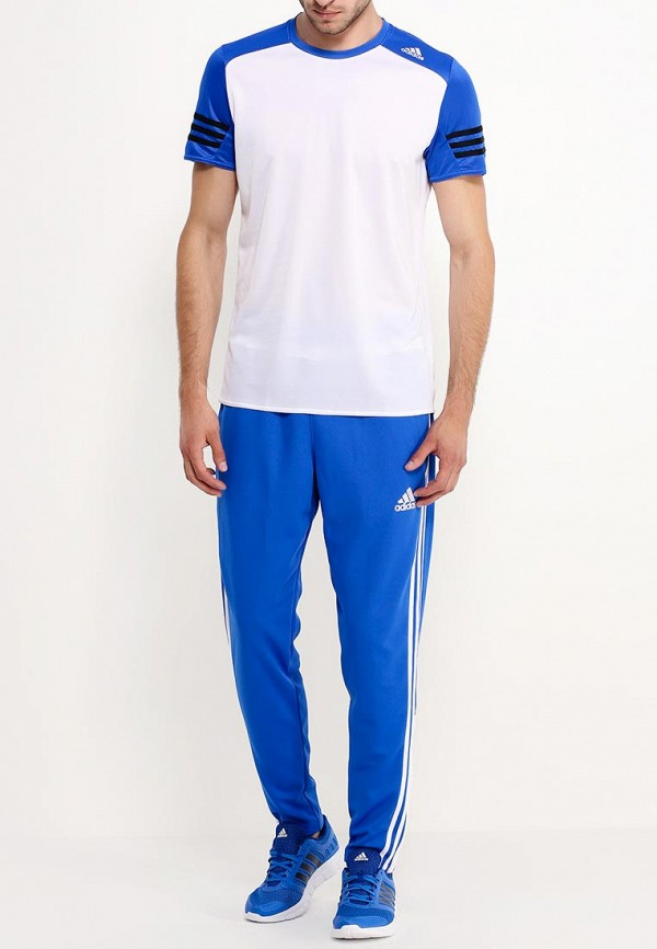 Мужские спортивные брюки Adidas Performance (Адидас Перфоманс) AC2957: изображение 3