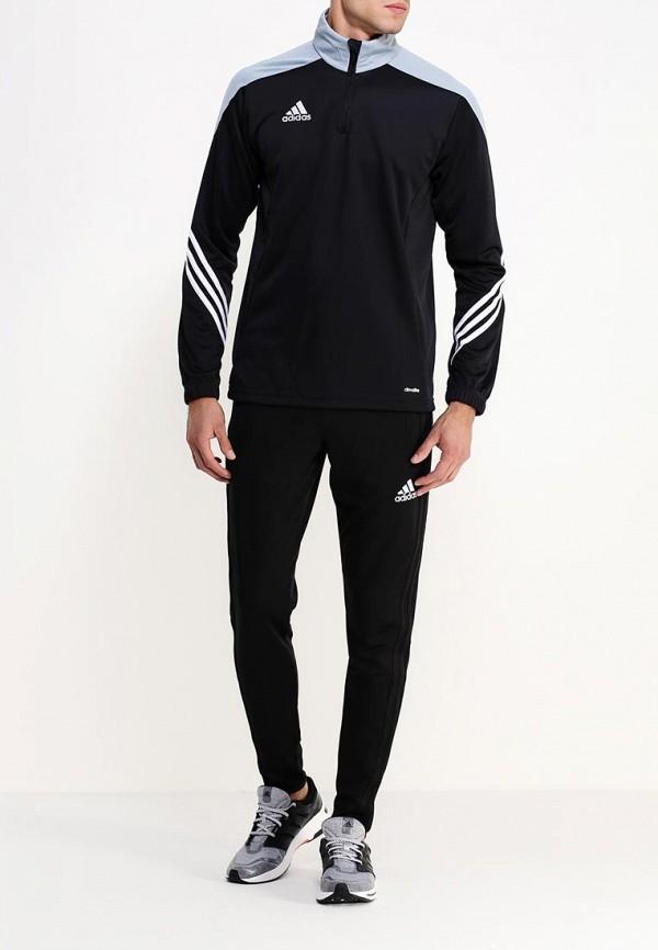 Олимпийка Adidas Performance (Адидас Перфоманс) F49725: изображение 3
