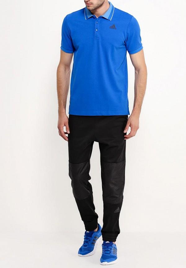 Мужские спортивные брюки Adidas Performance (Адидас Перфоманс) S10053: изображение 5