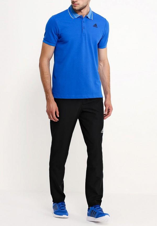 Мужские спортивные брюки Adidas Performance (Адидас Перфоманс) S10053: изображение 6