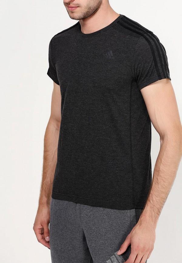 Спортивная футболка Adidas Performance (Адидас Перфоманс) S17652: изображение 2
