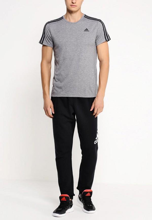 Спортивная футболка Adidas Performance (Адидас Перфоманс) S17653: изображение 3