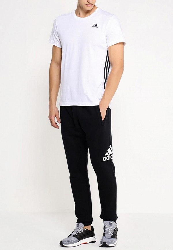 Спортивная футболка Adidas Performance (Адидас Перфоманс) S17945: изображение 3