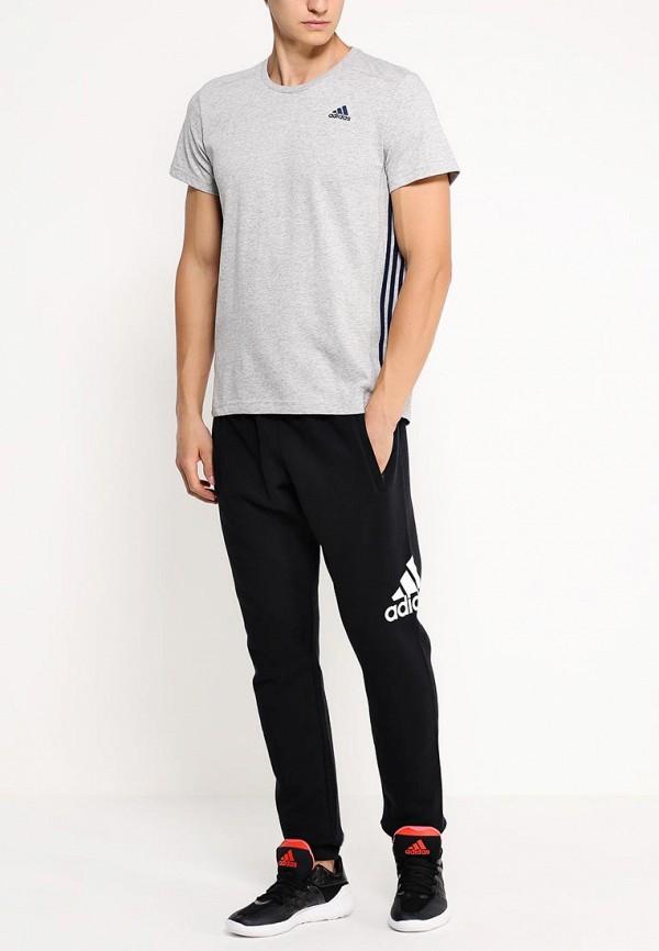 Спортивная футболка Adidas Performance (Адидас Перфоманс) S17952: изображение 3