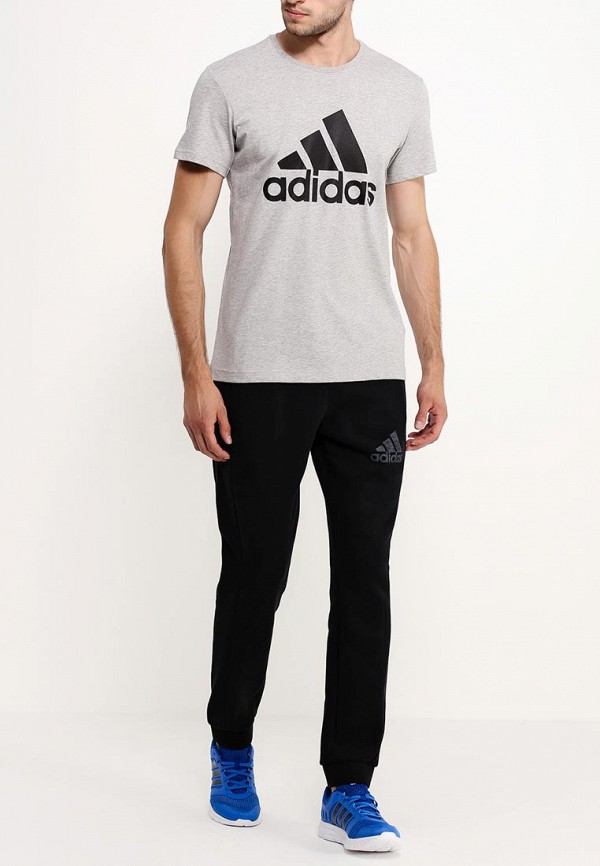 Спортивная футболка Adidas Performance (Адидас Перфоманс) S23016: изображение 4