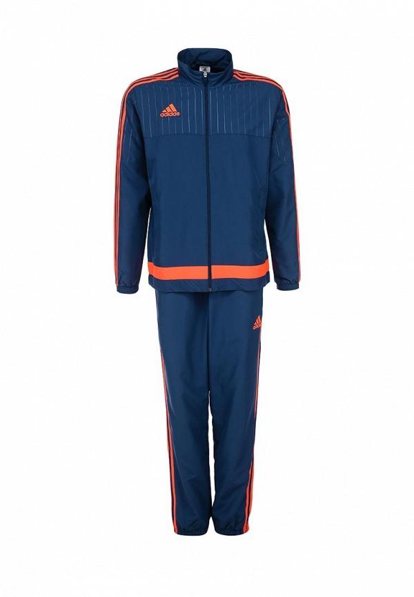 Спортивный костюм Adidas Performance (Адидас Перфоманс) S27096: изображение 1
