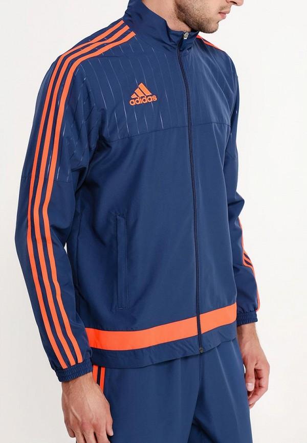 Спортивный костюм Adidas Performance (Адидас Перфоманс) S27096: изображение 2