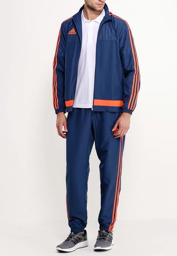 Спортивный костюм Adidas Performance (Адидас Перфоманс) S27096: изображение 3