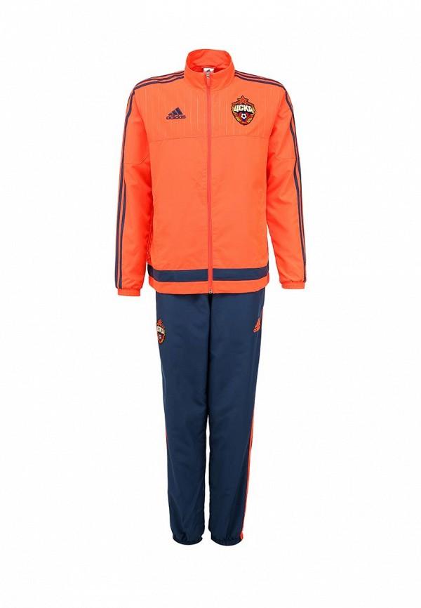 Спортивный костюм Adidas Performance (Адидас Перфоманс) S88561: изображение 1