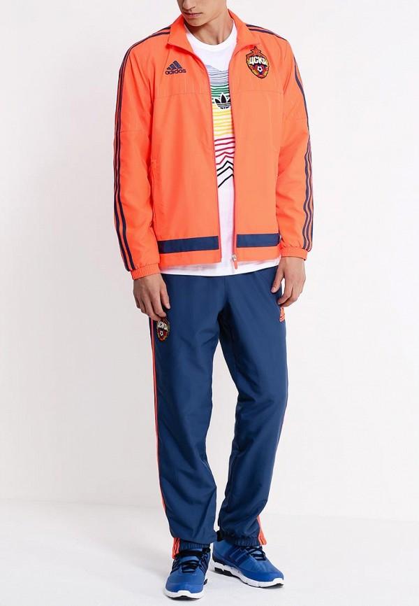 Спортивный костюм Adidas Performance (Адидас Перфоманс) S88561: изображение 3