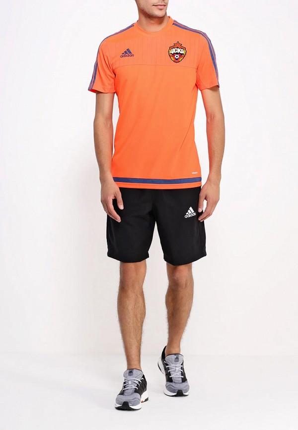 Спортивная футболка Adidas Performance (Адидас Перфоманс) S88565: изображение 2
