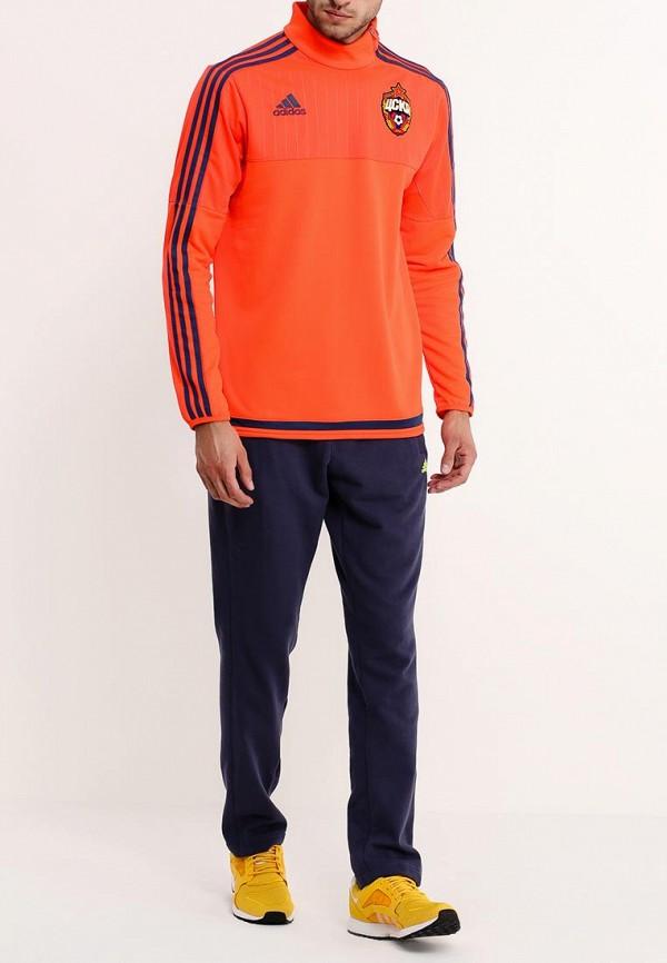 Олимпийка Adidas Performance (Адидас Перфоманс) S88570: изображение 3