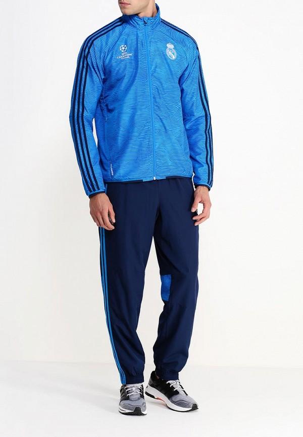 Спортивный костюм Adidas Performance (Адидас Перфоманс) S88977: изображение 3