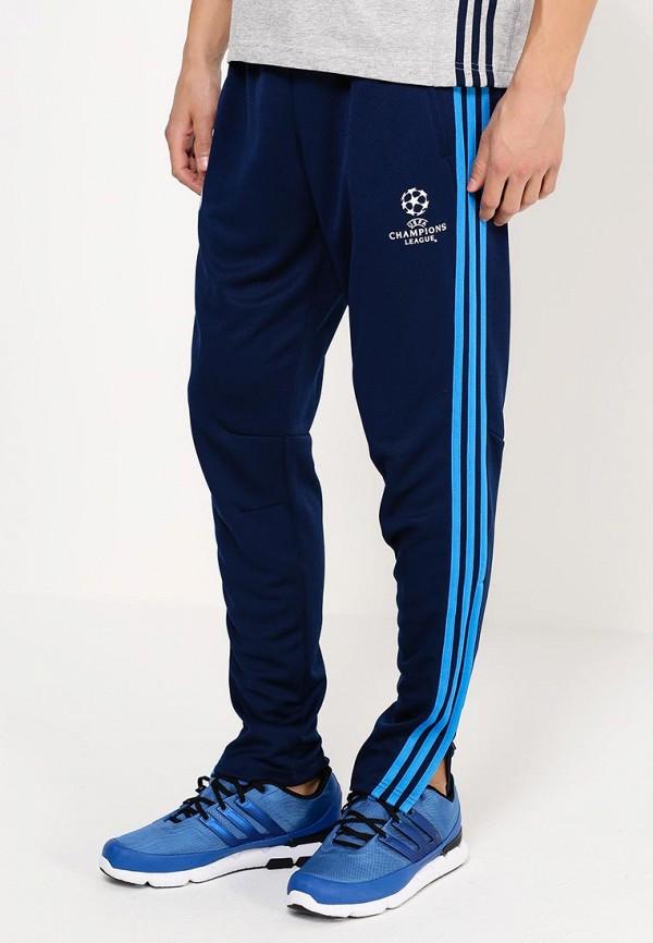 Мужские спортивные брюки Adidas Performance (Адидас Перфоманс) S88988: изображение 2