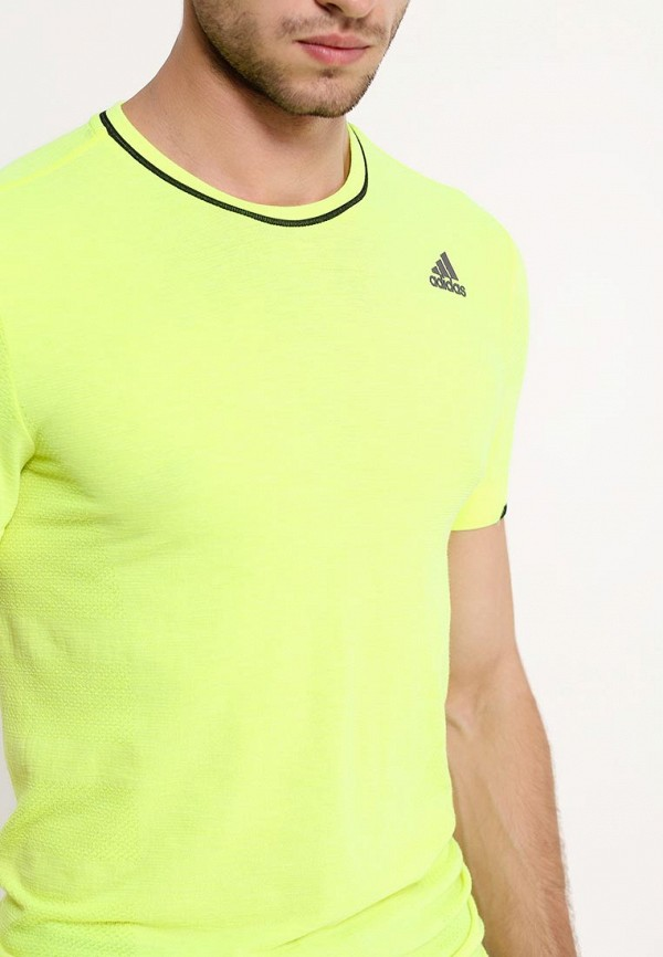 Спортивная футболка Adidas Performance (Адидас Перфоманс) S90957: изображение 3
