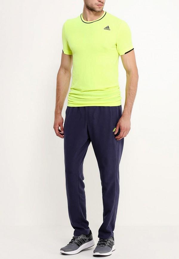 Спортивная футболка Adidas Performance (Адидас Перфоманс) S90957: изображение 4
