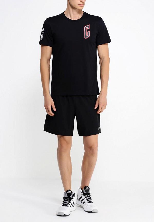 Спортивная футболка Adidas Performance (Адидас Перфоманс) S92390: изображение 3