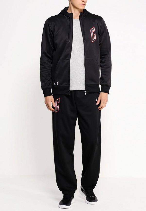 Мужские спортивные брюки Adidas Performance (Адидас Перфоманс) S92393: изображение 3