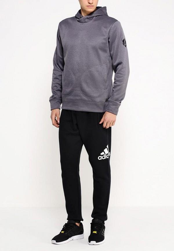 Мужские худи Adidas Performance (Адидас Перфоманс) S92421: изображение 4