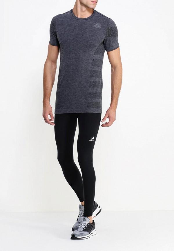 Мужские спортивные брюки Adidas Performance (Адидас Перфоманс) S11459: изображение 2