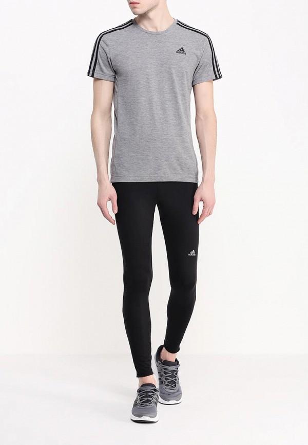 Мужские спортивные брюки Adidas Performance (Адидас Перфоманс) AA0510: изображение 2