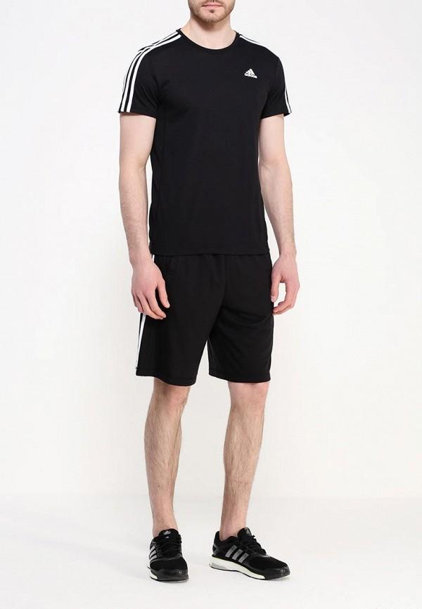 Мужские спортивные шорты Adidas Performance (Адидас Перфоманс) AA1620: изображение 2