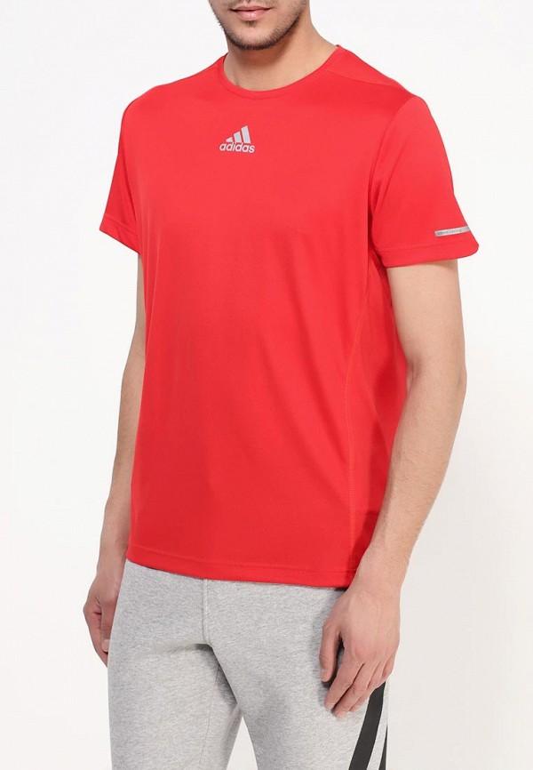 Спортивная футболка Adidas Performance (Адидас Перфоманс) AA5772: изображение 3