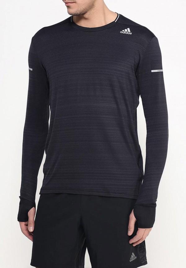 Спортивная футболка Adidas Performance (Адидас Перфоманс) AA8157: изображение 4