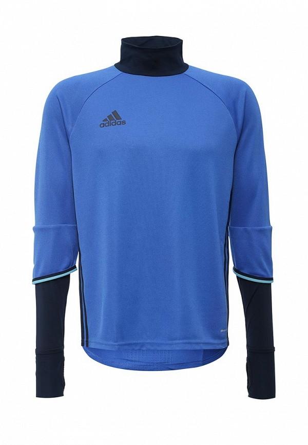Футболка с длинным рукавом Adidas Performance (Адидас Перфоманс) AB3064: изображение 1