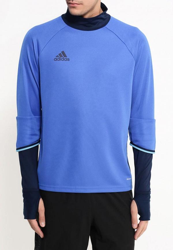 Футболка с длинным рукавом Adidas Performance (Адидас Перфоманс) AB3064: изображение 5