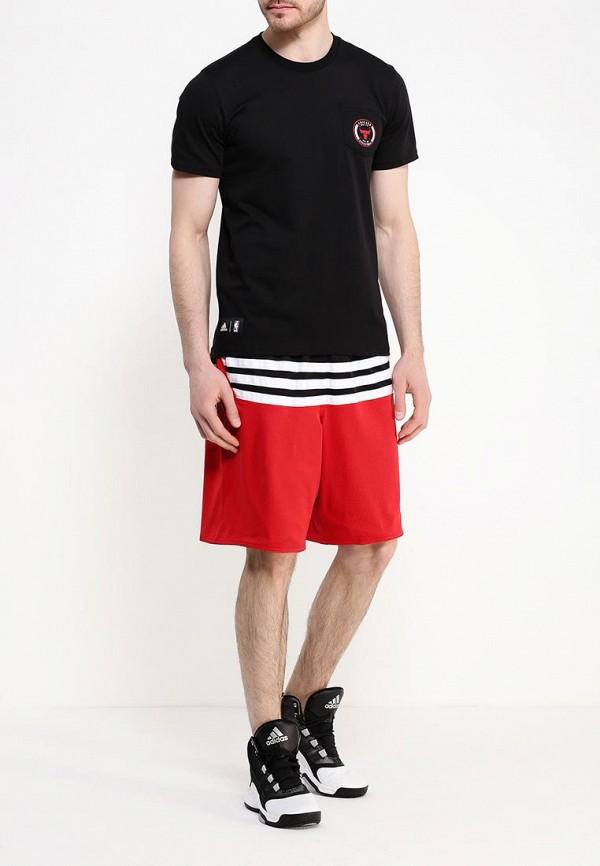 Мужские спортивные шорты Adidas Performance (Адидас Перфоманс) AH5048: изображение 3