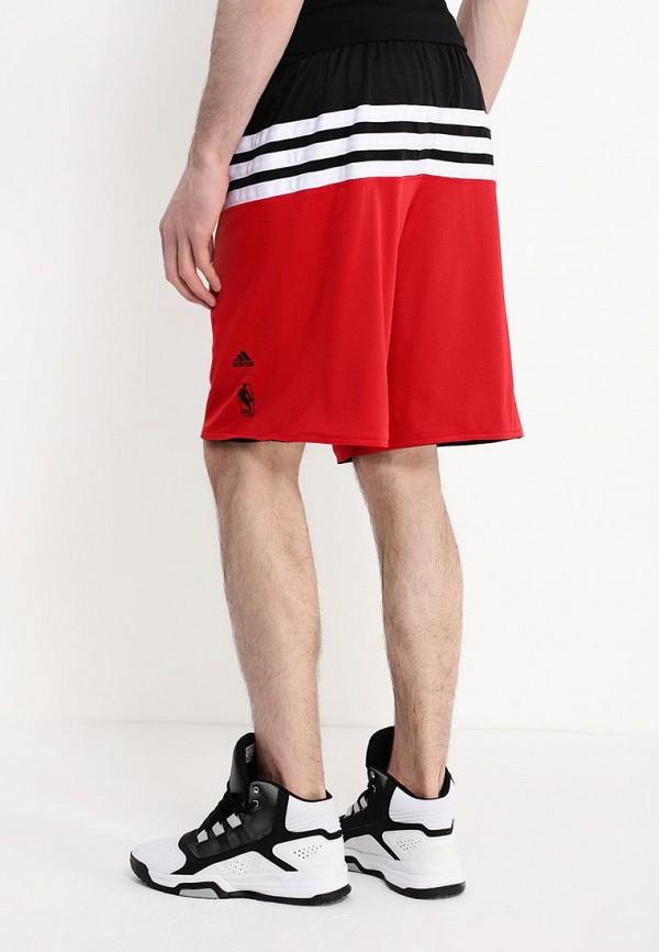 Мужские спортивные шорты Adidas Performance (Адидас Перфоманс) AH5048: изображение 5