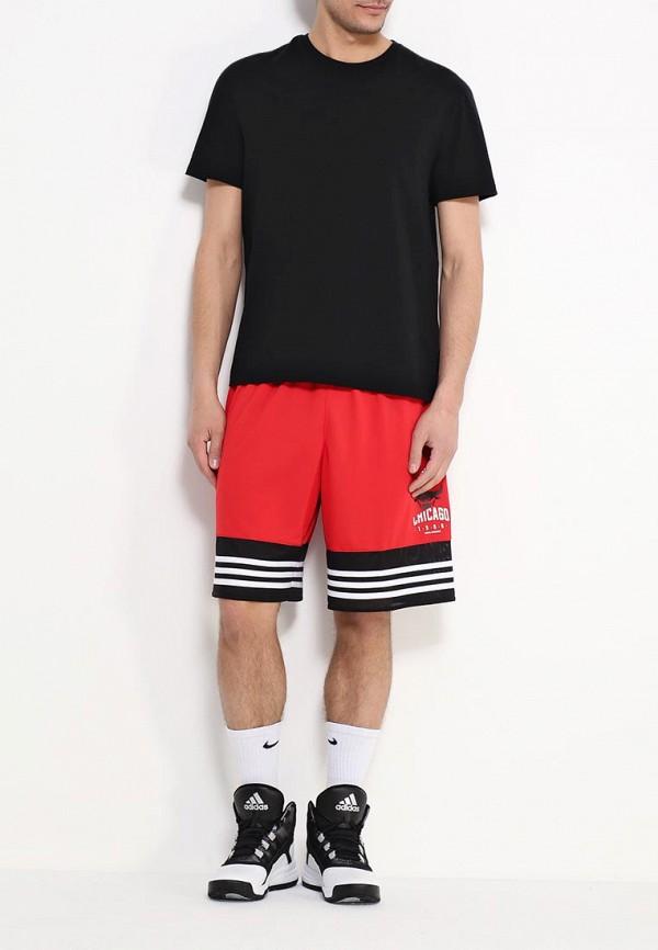 Мужские спортивные шорты Adidas Performance (Адидас Перфоманс) AH5059: изображение 1