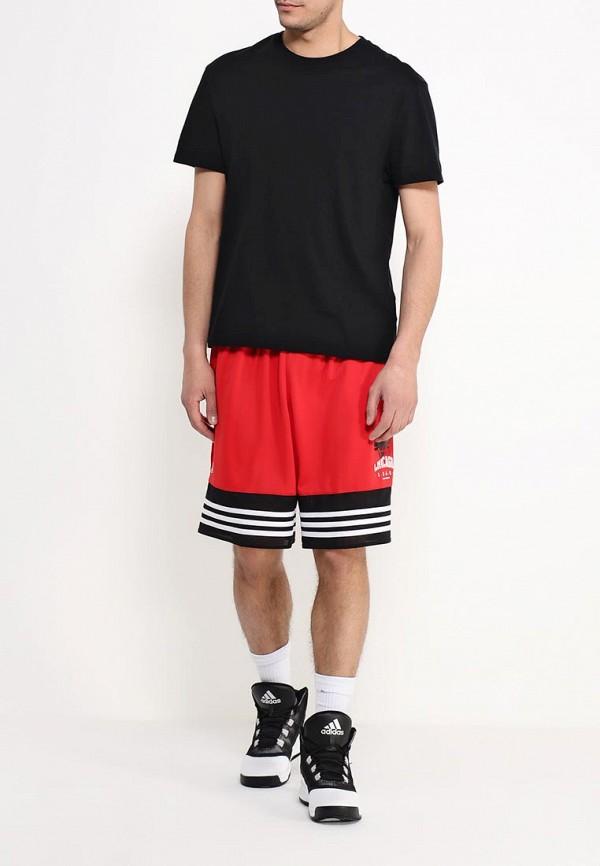 Мужские спортивные шорты Adidas Performance (Адидас Перфоманс) AH5059: изображение 3
