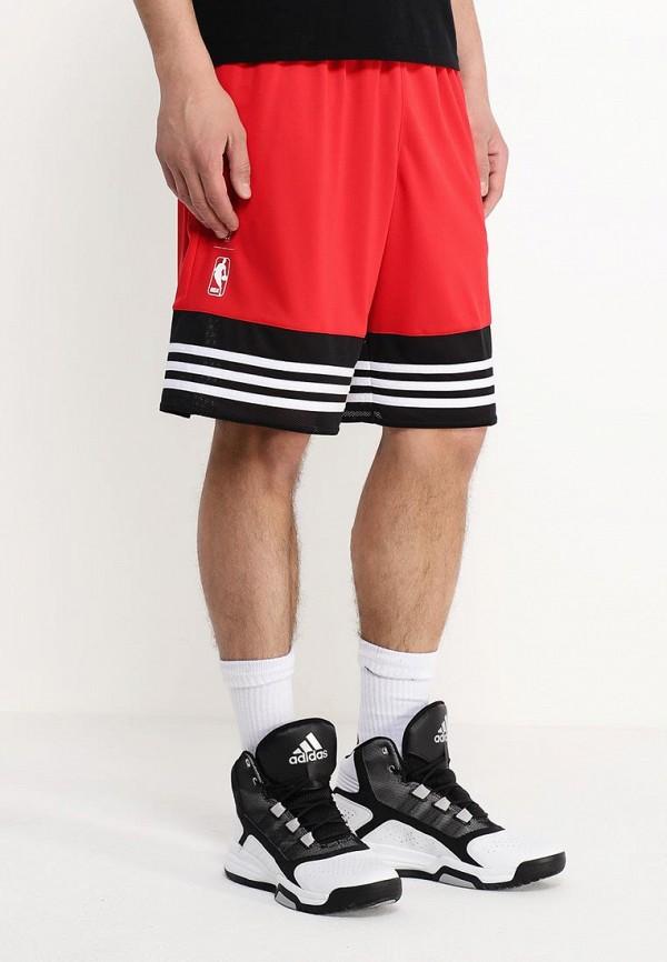 Мужские спортивные шорты Adidas Performance (Адидас Перфоманс) AH5059: изображение 4