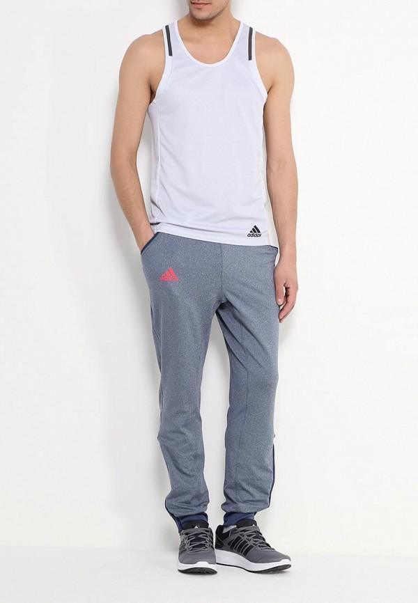 Мужские спортивные брюки Adidas Performance (Адидас Перфоманс) AI0722: изображение 2