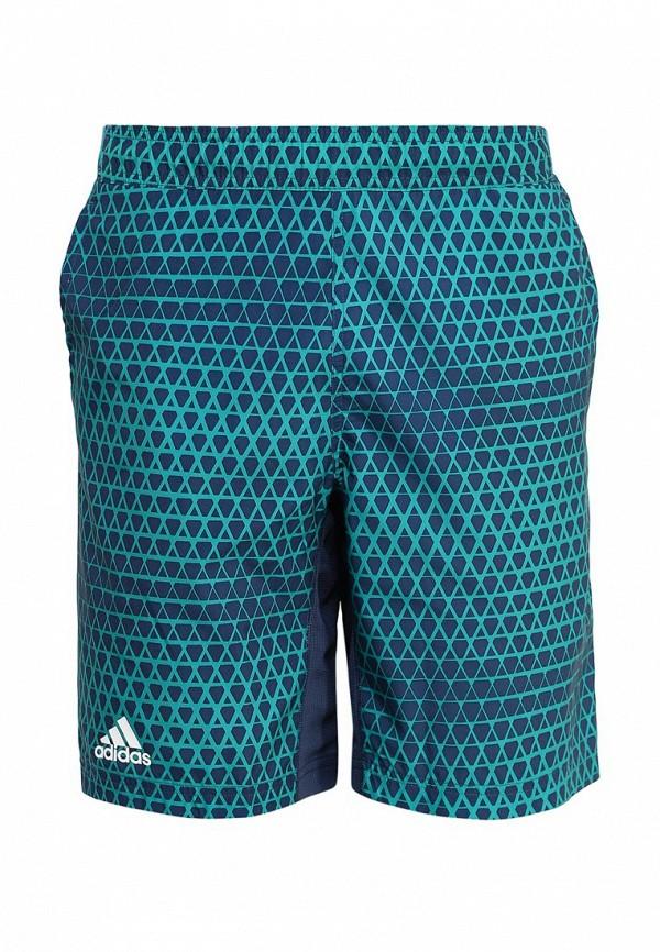 Мужские спортивные шорты Adidas Performance (Адидас Перфоманс) AI0736: изображение 1