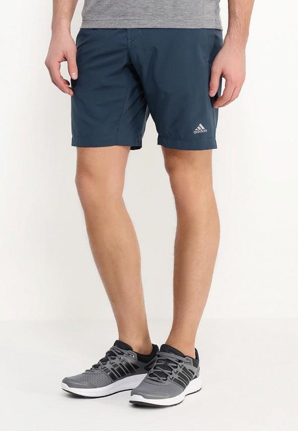 Мужские спортивные шорты Adidas Performance (Адидас Перфоманс) AI2349: изображение 3