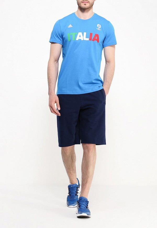 Мужские спортивные шорты Adidas Performance (Адидас Перфоманс) AI4539: изображение 2