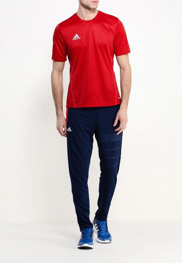 Мужские спортивные брюки Adidas Performance (Адидас Перфоманс) AI4625: изображение 2