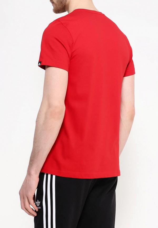 Футболка с коротким рукавом Adidas Performance (Адидас Перфоманс) AI5624: изображение 5