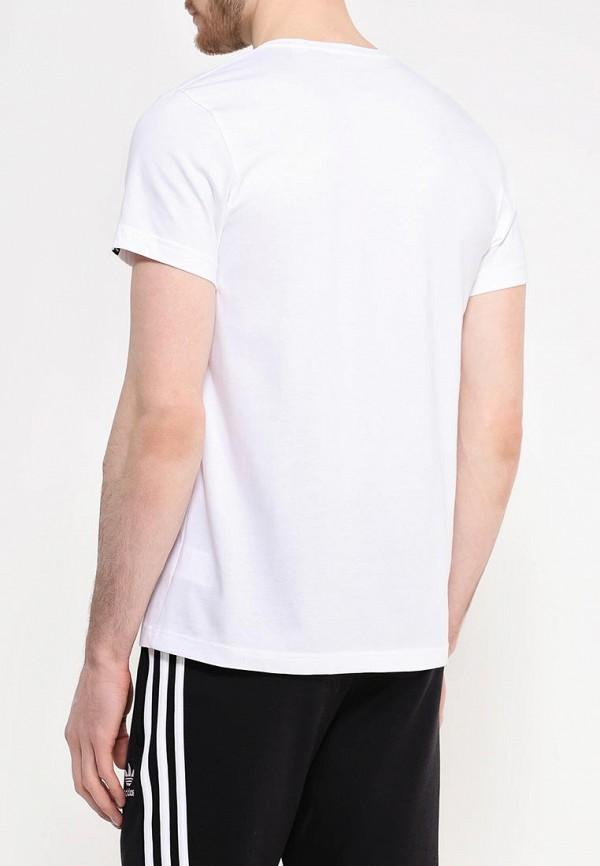 Спортивная футболка Adidas Performance (Адидас Перфоманс) AI5627: изображение 4