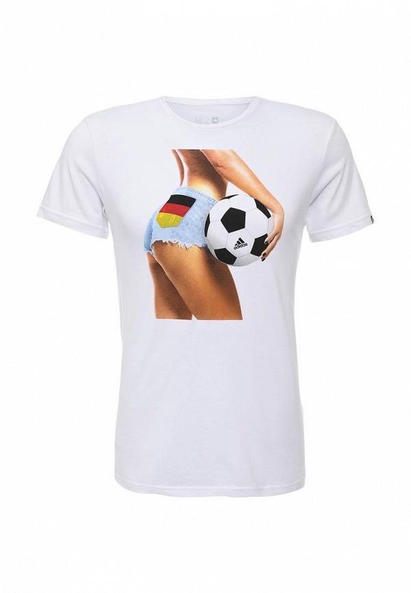 Спортивная футболка Adidas Performance (Адидас Перфоманс) AI5632: изображение 2