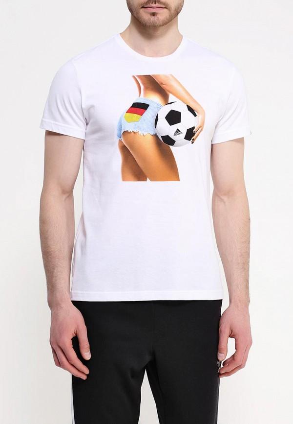 Спортивная футболка Adidas Performance (Адидас Перфоманс) AI5632: изображение 4